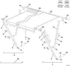 Dometic Led Awning Lights Camper Awning Parts Diagram Application Drawing Camper Awning