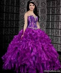beautiful purple wedding dresses 2016 2017 b2b fashion