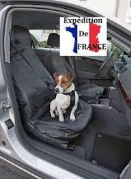siege auto devant housse couverture siège auto avant voiture chien karlie flamingo ebay