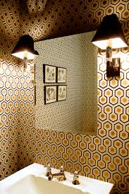 brown design development wall coverings