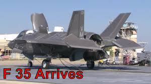 Eglin Afb Map F 35 Arrives At Eglin Air Force Base Florida Youtube
