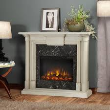 real flame maxwell 47 inch electric fireplace with mantel