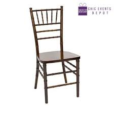 fruitwood chiavari chairs wood chiavari chairs chic events depot