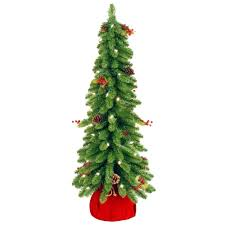 national tree company 2 5 ft downswept forestree artificial