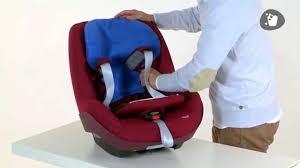 housse eponge siege auto housse éponge pour siège auto groupe 1 2way pearl de bebe confort