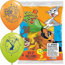 party packs specially designed baby looney tunes birthday