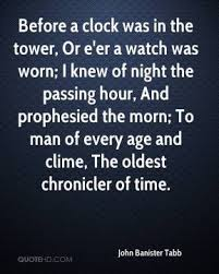 John Banister Clock Quotes Page 9 Quotehd