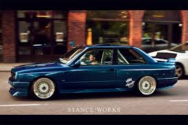bmw e30 stanced one of the best parts about this build though is that all of the