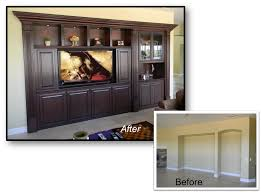 awesome home theater entertainment center custom cabinet home theater built in