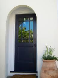 Plain Exterior Doors Chronica Domus Beyond The Plain White Door