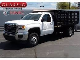 Gmc Sierra Truck Bed For Sale Gmc Stake Beds Trucks For Sale 36 Listings Page 1 Of 2