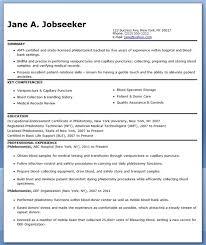 Medical Billing Resume Sample Free by Phlebotomist Resume Sample Free Creative Resume Design Templates