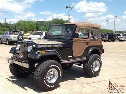 old jeep wrangler 1980 jeep cj5 golden eagle