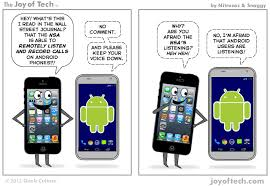 android users i m afraid that android users are listening comic i2mag