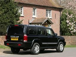 jeep commando custom jeep commander uk 2007 pictures information u0026 specs