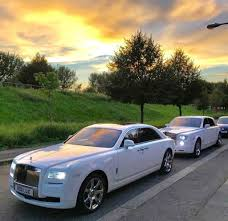 Rolls Royce Phantom 295 Roll Royce Ghost 350 Luton Reading
