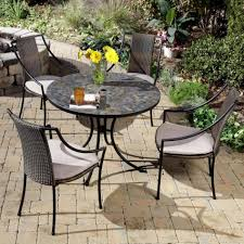 Patio Furniture Sets Bjs - furniture patio wicker patio furniture sets clearance home