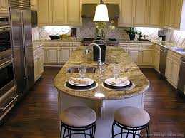 White Kitchen Cabinets With Granite Countertops Pictures Of Kitchens Traditional Off White Antique Kitchen