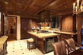 Natural Wood Kitchen Cabinets 52 Dark Kitchens With Dark Wood And Black Kitchen Cabinets