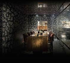 hibachi table private dining room interior design of nobu fifty