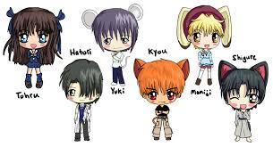 fruits baskets chibi fruits basket ib by infinity on deviantart