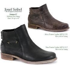 womens boots josef seibel josef seibel womens modern ankle boot siena 07