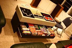 Nintendo Controller Coffee Table Functional Nes Coffee Table Arlington Heights Memorial Library