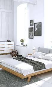 Mid Century Modern Bedroom by Bed Frames Homemade Modern Bed Mid Century Twin Bed Frame Danish