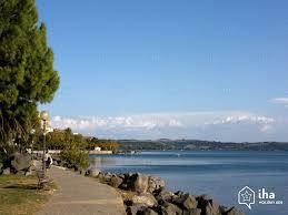 b b la terrazza sul lago trevignano romano affitti trevignano romano in una casa per vacanze con iha privati