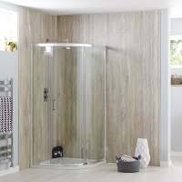 stucco by multipanel laminated wet wall shower boards from