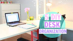Organization Desk 5 Desk Organization Ideas On A Budget