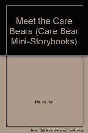 care bears mini storybooks book series care bears mini