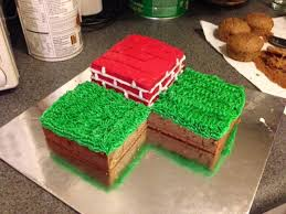 minecraft birthday cake ideas cool minecraft cake that is easy to do and will the most