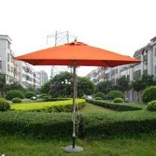 10 Foot Patio Umbrella Large Outdoor White Flower Garden Umbrella Large Garden Umbrellas