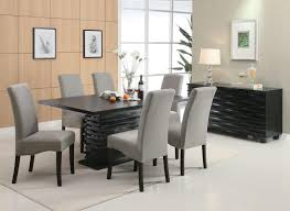 Casual Dining Room Furniture by Stanton Gray Table 102061 Coaster Furniture Casual Dining Sets At