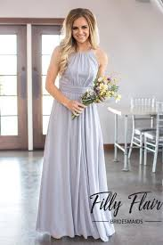 gray bridesmaid dress bridesmaid dresses by the industry leading in fashion filly flair