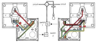 2 way light switch wiring diagrams youtube with two diagram