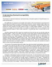Program Paper The Fbc System Compatible Program Lubrizol