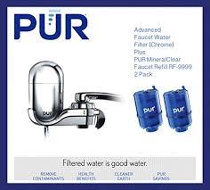 Pur Vs Brita Faucet Water Filter Pur Fm 3700b Advanced Faucet Water Filter Review Best Water