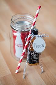 Mason Jar Party Favors The Original Diy Mason Jar Cocktail Gifts