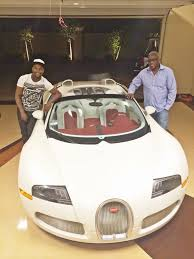 mayweather money cars meet the former nigerian refugee who became floyd mayweather u0027s
