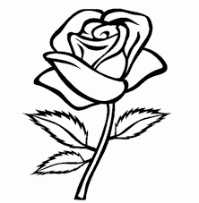 sweet looking printable coloring pages of flowers flower page