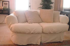 Blue And White Striped Slipcovers Blue And White Striped Sofa Slipcover Centerfieldbar Com