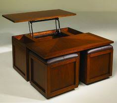 furniture brown wooden adjustable height table on the counter top