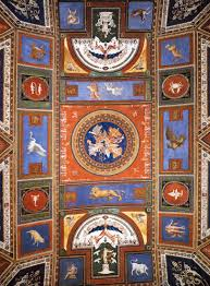 sala dei pontefici borgia apartments vatican palace