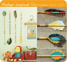Decorative Arrows For Sale Diy Vintage Inspired Arrow Decor Diy Pinterest Arrow Decor