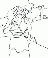 jesus the good shepherd coloring pages good shepherd and lost sheep parable coloring pages with regard to