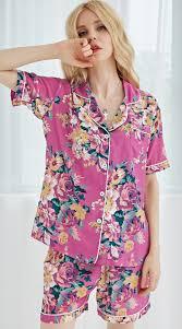 bridesmaid gifts cheap violet chiffon cheap bridesmaid gifts pajamas floral pajamas