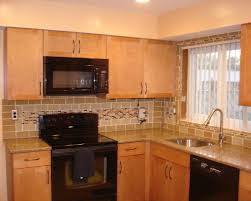 tiles backsplash kitchen decoration expensive stacked stone