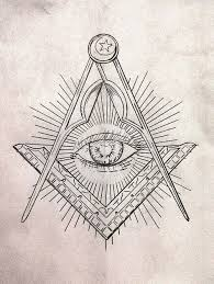 masonic tattoos masonic oes rainbow demolay pinterest